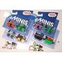 Paquete 8 Trenecitos Thomas And Friends Minis Dc Comics