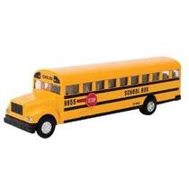 Schylling Autobús Grande Escuela Die Cast Juguete