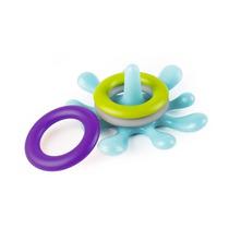 Juguete Morado-flotante C. Aros Para Apilar-splat