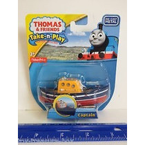 Thomas And Friends Tren Captain Barco Take N Play Metal