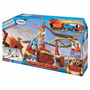 Thomas & Friends¿ Set De Trenes De Juguete Con Barco Pirata