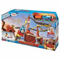Thomas & Friends Set De Trenes De Juguete Con Barco Pirata
