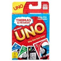 Thomas Y Sus Amigos Mi Primera Uno Rey Card Tamaño De Juegos
