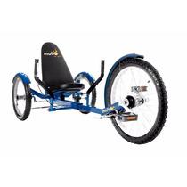 Triciclo Bicicleta Ajustable Mobo Adultos Ejercicio Colores