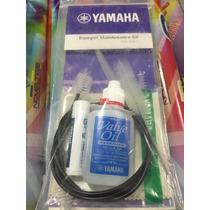 Kit Yamaha De Mantenimiento Para Trompeta