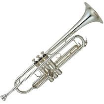 Trompeta Roy Benson Con Estuche Tr-202s Tono Bb Calibre Ml
