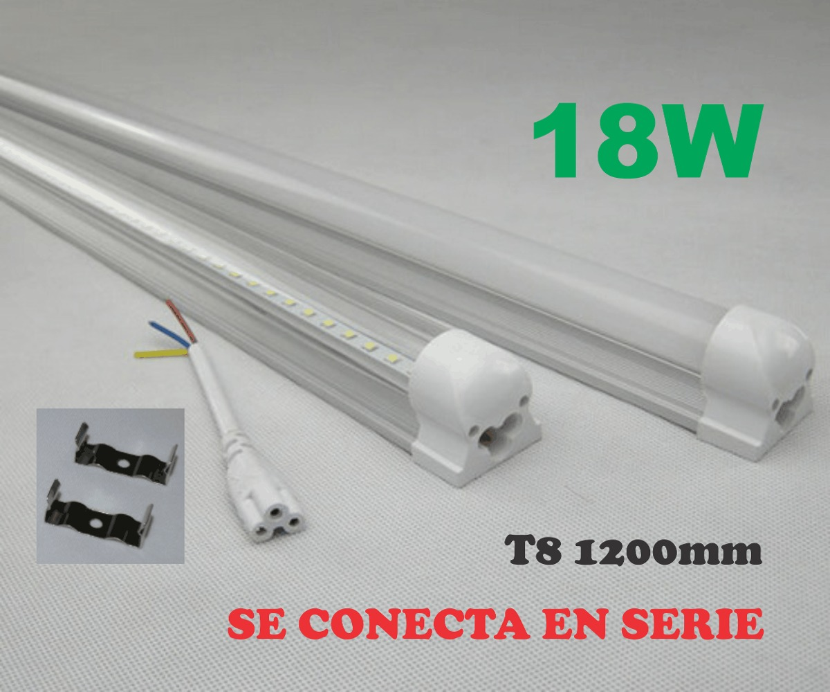 Conexion tubo led t8 images - Fluorescente led precio ...