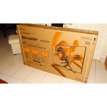 Pantalla Sharp Aquos Led 60 Lc60le660u Full Hd Smart Tv