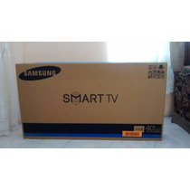 Smart Tv Pantalla 40 Pulgadas Full Hd Samsung Wifi Usb Hdmi