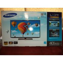 Pantalla Led Samsung 40 Full Hd 1080p 2hdmi Usb D Exhibicion