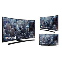 Samsung Curved De 55 Smart Tv Pantalla Led Uhd 4k Curva