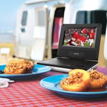 Tv Portátil Con Reproductor De Dvd Philips Pet729/37 Unico