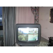 Televisión Sanyo En Perfecto Estado De 14 Pulgadas.