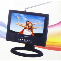 Tv Digital Supersonic Sc499d 9 Lcd Portable Con Atsc/ntsc