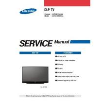 Manual De Servicio Samsung- Cualquier Tipo De Producto,todos