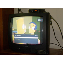 Tv Philips-magnavox; Lista Con Receptor Digital Analogico