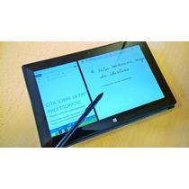 Surface Pro Core I5 Quad 4gb 64 Gb Tablet Pc Usb 3.0 Wacom
