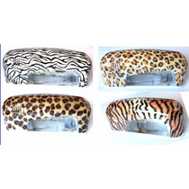 Lampara 12 Wts Uv Diseños Animal Print Zebra, Tigre, Jaguar
