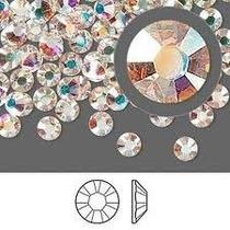 100 Cristales Swarovsky Original #7 Natural