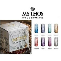 Coleccion Mythos Organic Nails 8 Acrilicos