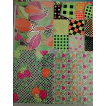 Sticker 4 Diseños Misma Plantilla