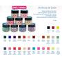 27 Tonos De Acrílico De Colores Republic Nail 100% Calidad