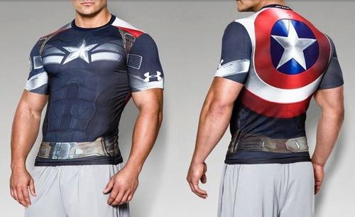 Capitan America Under Armour