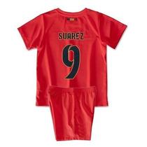Barcelona Suarez- (camiseta + Short ) Niños Buen Regalo