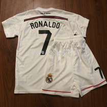 Real Madrid Ronaldo - Niños (camiseta + Short + Medias)