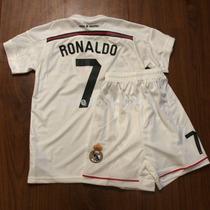Real Madrid Ronaldo - Niños (camiseta + Short) 2014-2015