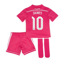 Real Madrid James- Niños (camiseta + Short + Medias)