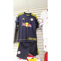 Uniformes De Futbol New York Red Bull Playera Y Short