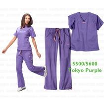 Uniforme Quirúrgico Dama 5500/5600 Tokio Purple