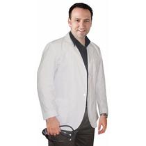 Bata Medica Tipo Saco Para Hombre Algodon Codered Estilo