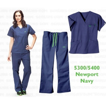 Uniforme Quirúrgico Iguanamed 5400/5300 Navy Para Dama