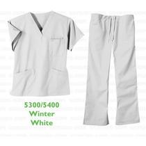Uniforme Quirúrgico Dama 5400/5300 Winter White