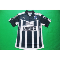 Playera Jersey Rayados Monterrey 2016, Nueva Y Original!