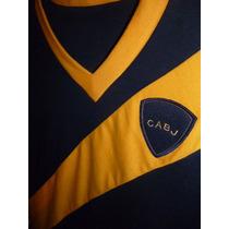 Jersey Boca Juniors Retro 100 Años