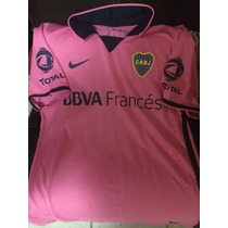 Boca Junior Nike Rosa Utileria