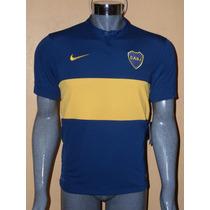 Jersey Boca Juniors Local 2014-2015 Original Nike Dri-fit