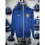 Chamarra Oficial Original Boca Junior Local Azul Casual Nike
