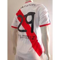 Playera D River Plate Teo Gutiérrez , Número Anna