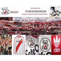 Jersey Adidas River Plate Argentina Edicion Retro