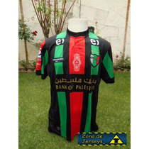 Jersey Palestino De Chile Training Alternativo 2016 Rara ¡¡