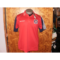 Playera Tipo Polo Del Chicago Fire
