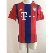 Jersey Bayern Munchen Local 2014-2015 Adidas 100% Original