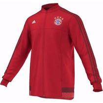 Chamarra Anthem Adidas Bayern Munich 100% Original 2016