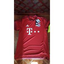 Jersey Adidas Bayern Munich Munchen 15-16 Original C/num