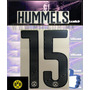 Estampado Borussia Dortmund Local 2014-2015 #15 Hummels,