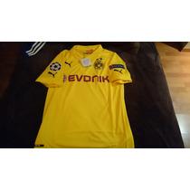Jersey Borussia Dortmund Champions League Puma Original 2015
